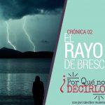 podcast sobre el rayo de Brescia en Italia